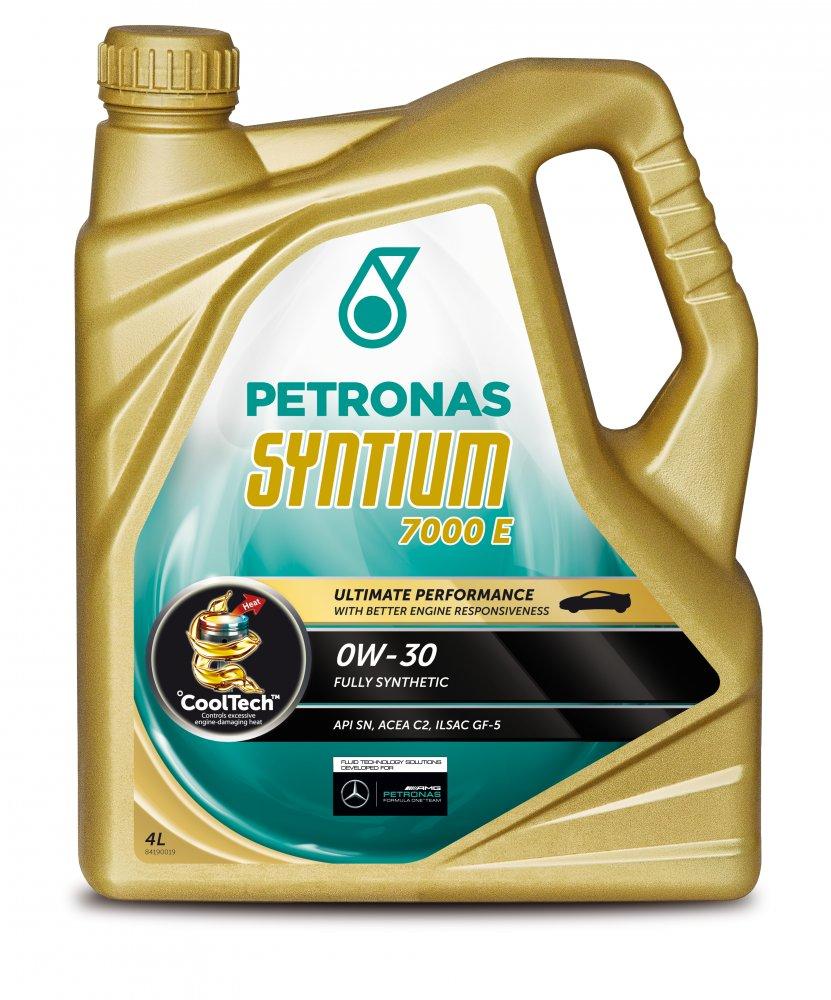 Petronas Syntium 7000 E 0W-30 v balení 4L
